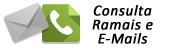 Consulta Ramais / E-Mails